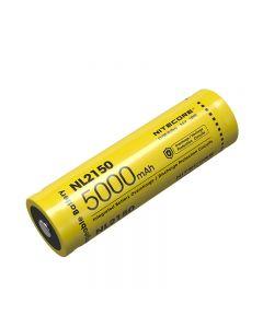 NITECORE NL2150 5000mAh 3.6V 18Wh 21700 Li-Ionen Akku