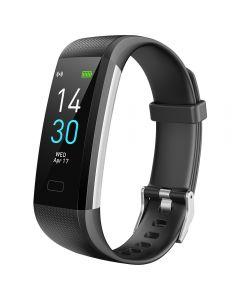 S5 Sports Smart Watch Überwachung der Herzfrequenz, des Blutdrucks und der Körpertemperatur Ip68 Wasserdichtes Armband für Herren und Damen
