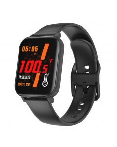 Smart Watch F25 Körpertemperatur Smart Uhr Sport Armband Unterstützung Herzfrequenz Blutdruck Blut Sauerstoff