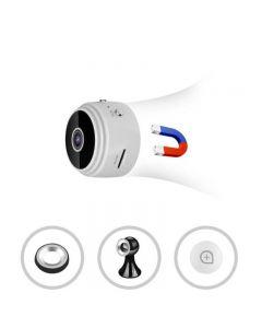 A9 DV WiFi Mini Kamera 80P HD Bewegungserkennung / IR Nachtsicht 150 Grad Weitwinkel-Stimme-Video-Webcam