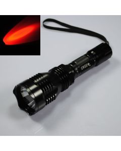 Uniqueefire HS-802 Cree Red Light Langbereich LED-Taschenlampe